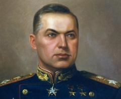 21 декабря родился Константин Рокоссовский - советский военачальник