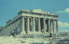 31 декабря Археолог-любитель Джон Вуд обнаружил к югу от Измира на семиметровой глубине руины храма Артемиды Эфесской, считавшегося в древности одним из семи чудес света