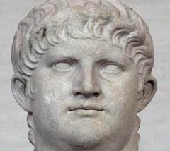 15 декабря родился Нерон - древнеримский император