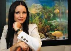 17 декабря Оксана Фёдорова     победительница конкурса «Мисс Вселенная-2002», телеведущая