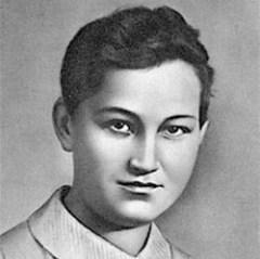 13 сентября родилась Зоя Космодемьянская - советская партизанка