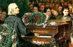 22 октября родился Ференц Лист - музыкант, композитор