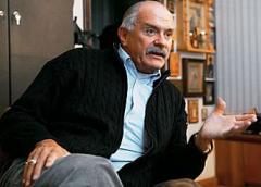 21 октября родился Никита Михалков     режиссер, актер