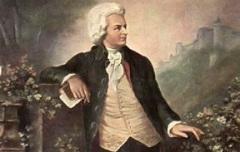 27 января родился Вольфганг Моцарт - великий австрийский композитор