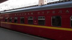 9 июня начал курсировать первый в стране поезд «Красная стрела»