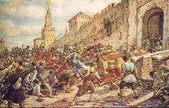 11 июня В Москве начался «соляной бунт»