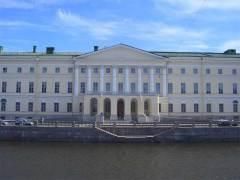 12 июня учрежден институт Св. Екатерины для благородных девиц