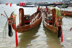6 июня Дуань-у цзе — Фестиваль лодок-драконов