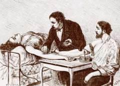 15 июня первое в истории успешное переливание крови человеку