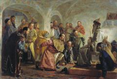 3 февраля Иван Грозный учредил опричнину