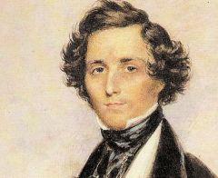 3 февраля родился Феликс Мендельсон - немецкий композитор, известный как автор Свадебного марша