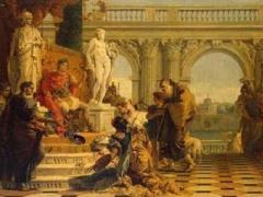 16 января Октавиан получил титул Августа