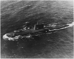 21 января Первая атомная подводная лодка