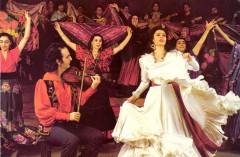 16 декабря организован профессиональный цыганский театр «Ромэн»