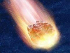 25 сентября В Иркутской области упал взорвавшийся на высоте около 30 км гигантский метеорит