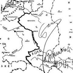 28 сентября СССР и Германия заключили договор «О дружбе и границе»