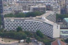 3 ноября в Париже был открыт комплекс зданий ЮНЕСКО