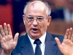 15 марта Михаил Горбачев был избран единственным в истории СССР президентом