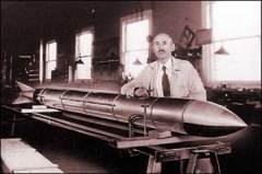 16 марта Роберт Годдард первым в мире запустил ракету на жидком топливе