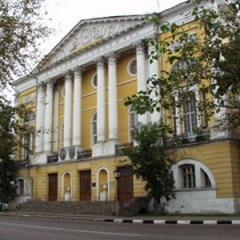 4 декабря В Москве открыт военный госпиталь (ныне — Главный военный клинический госпиталь им. Н.Н.Бурденко)