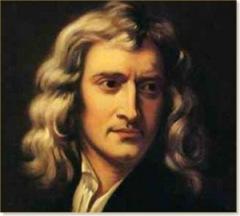 4 января родился Исаак Ньютон - выдающийся английский ученый, заложивший основы классической механики