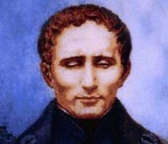4 января родился Луи Брайль - автор азбуки для слепых