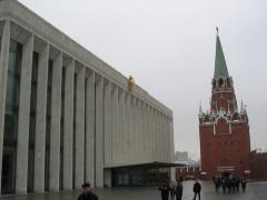 17 октября Открыт Государственный Кремлёвский Дворец