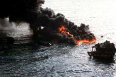 19 января В ходе операции «Буря в пустыне» в Персидский залив вылито 816 тысяч тонн нефти
