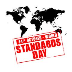14 октября Всемирный день стандартов