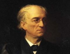 5 декабря родился Фёдор Тютчев - русский поэт, дипломат, консервативный публицист