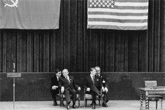 5 марта Вступил в силу Договор о нераспространении ядерного оружия
