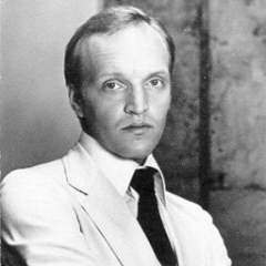 23 июля родился Александр Кайдановский - советский и российский актер театра и кино