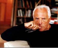 11 июля родился Джорджо Армани - итальянский модельер