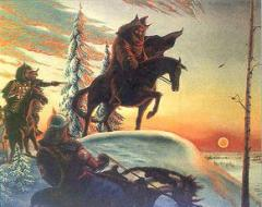 6 декабря После долгой осады монголо-татарские войска ворвались в Киев