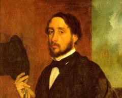 19 июля родился Эдгар Дега - французский художник, график и скульптор