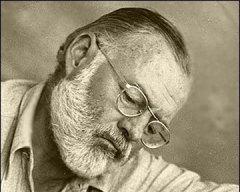 21 июля родился Эрнест Хемингуэй - американский писатель