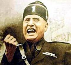 29 июля родился Бенито Муссолини - итальянский политический деятель