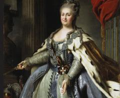 7 декабря Российская императрица Екатерина II учредила «Военный орден Святого великомученика и Победоносца Георгия»
