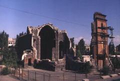 7 декабря В Армении произошло страшное землетрясение