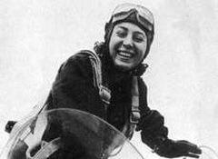 7 декабря родилась Екатерина Буданова - советский летчик-истребитель