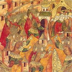 7 января Взятие Ордой хана Батыя крупнейшего города Северо-Восточной Руси – Владимира