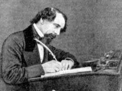 7 февраля родился Чарльз Диккенс - английский писатель, классик мировой литературы