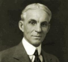 """30 июля родился Генри Форд - основатель компании """"Форд"""""""