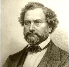 19 июля родился Сэмюэл Кольт - изобретатель шестизарядного револьвера