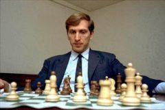 8 января Бобби Фишер в возрасте 13 лет стал чемпионом США по шахматам