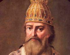 25 августа родился Иван Грозный - первый русский царь