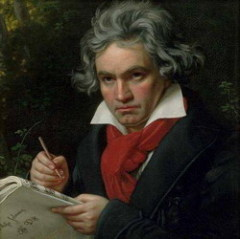 17 декабря родился Людвиг Ван Бетховен - великий немецкий композитор, пианист, дирижер