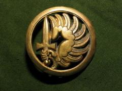 9 марта Во Франции принят закон о создании Иностранного легиона