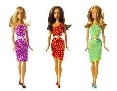 9 марта В продажу поступают первые куклы Барби