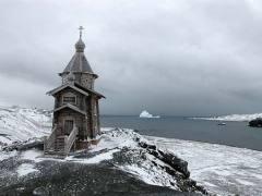 22 февраля Открыта первая советская полярная станция «Беллинсгаузен»